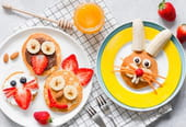 Recette enfant: Des idées de recettes pour toute l'année