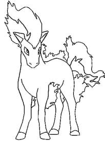 Pokémon ponyta