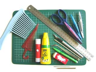 Le matériel, les outils