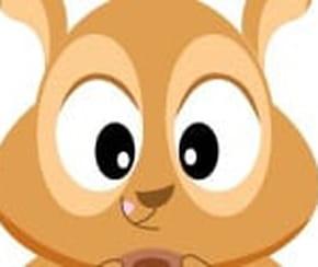 Dessiner un écureuil de cartoon