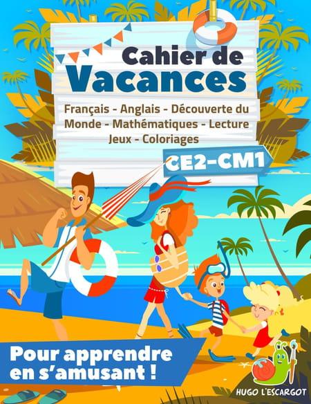 Cahier De Vacances Ce2 Cm1