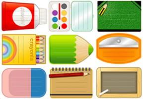 Étiquettes de cahiers