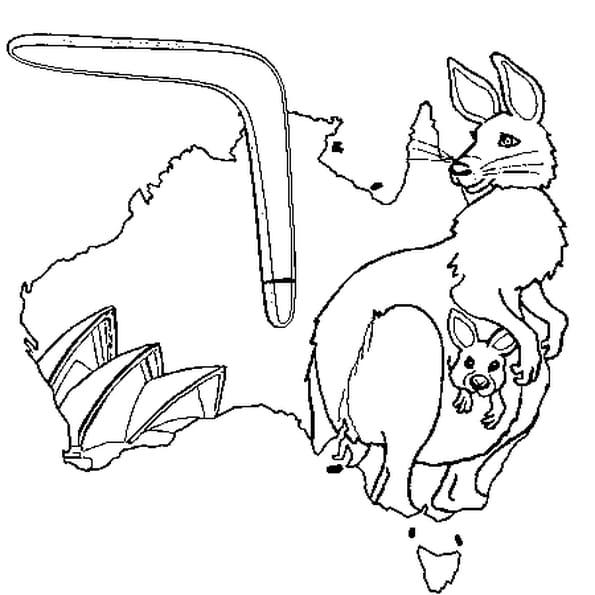 Beautiful Coloriage Drapeau Australie Frais Coloriage Drapeau