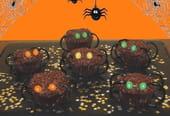Muffins Araignées Halloween!
