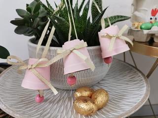 Vous avez terminé de fabriquer votre cloche de Pâques
