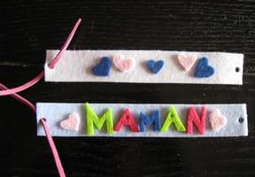 Bracelets Fête des Mères