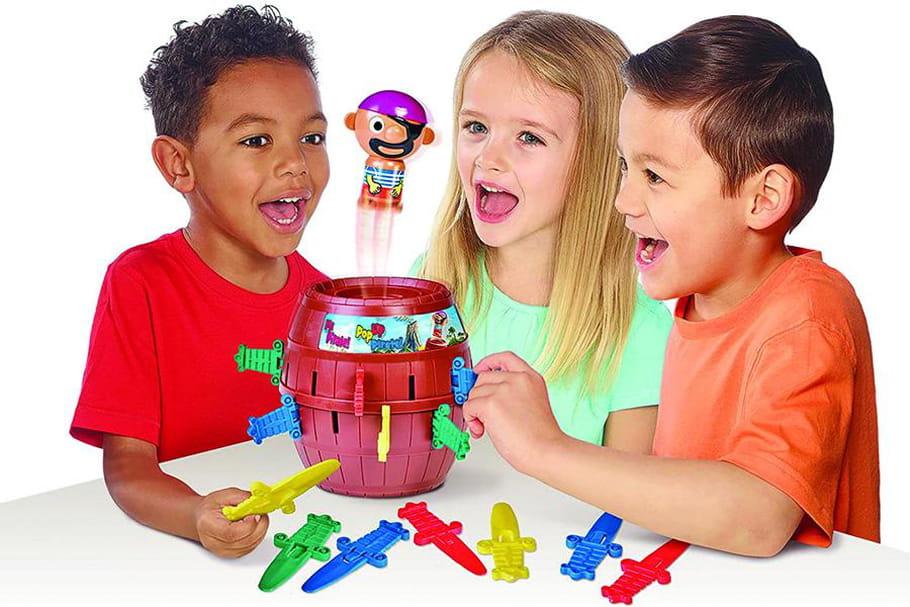 Notre sélection de jouets pour les 5-7ans