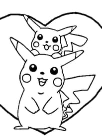 Coloriage Pokemon Sur Hugolescargotcom