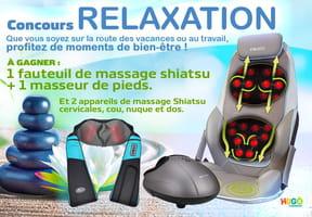 Concours Relaxation et Zen