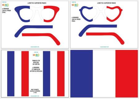 kit-du-supporter-de-l-equipe-de-france-a-fabriquer