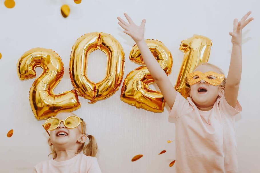 Bricolage Nouvel An: nos activités pour célébrer 2021
