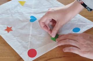 Étape 6: décorez votre cerf-volant