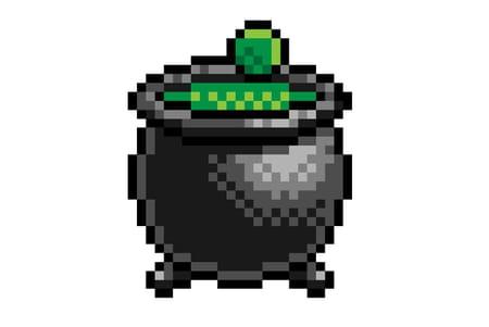 pixel-art-halloween-chaudron
