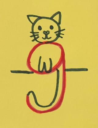 Apprendre à dessiner avec le chiffre 9