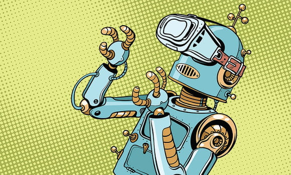 Robots avec du style