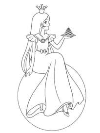 La Princesse au petit pois, princesse de légende