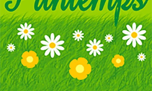 Coloriage les fêtes du printemps