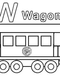 W comme Wagon