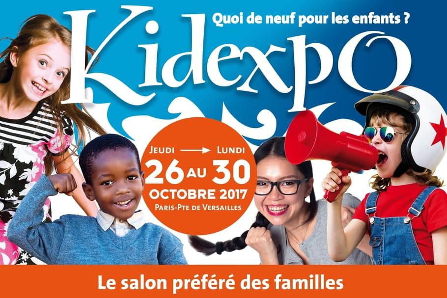 Salon Kidexpo: encore plus de surprises pour 2017!