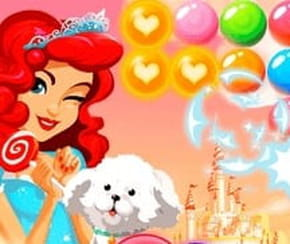 Jeu : Candy bubble