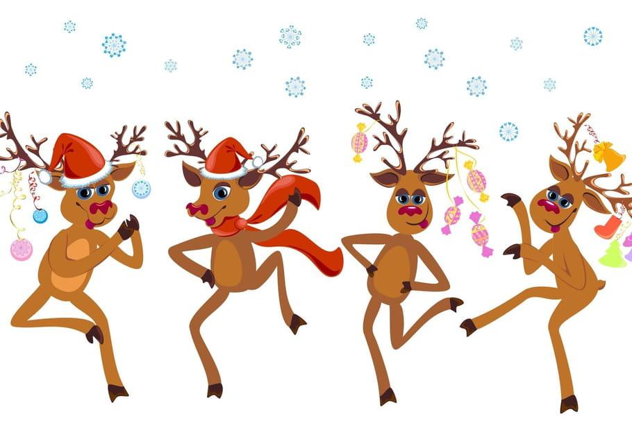 Chanson Un Joyeux Noel.Joyeux Noel Chansons Pour Enfants Sur Hugolescargot Com