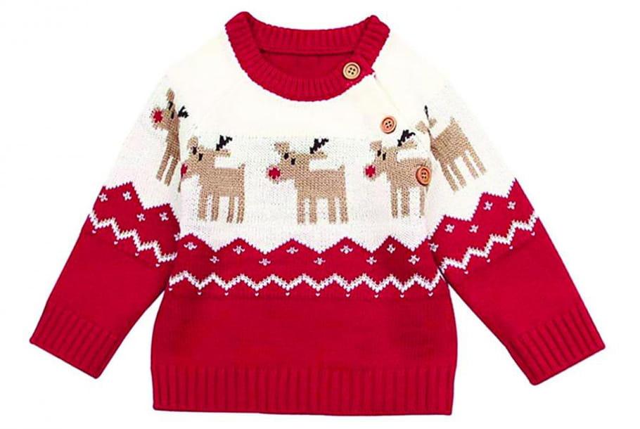 Les plus jolis pulls de Noël pour enfants