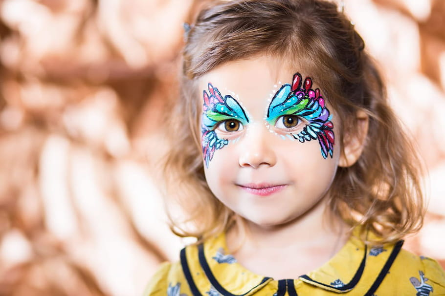 Maquillage enfant: idées pour accompagner son déguisement