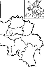 Coloriage carte Belgique