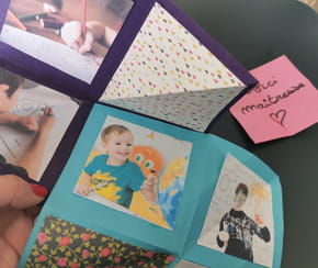 Album photo Pop-Up DIY