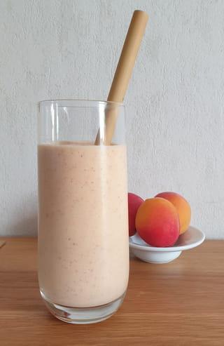 Le smoothie au yaourt