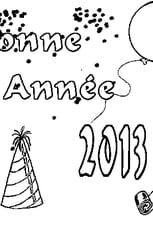 Coloriage 2013