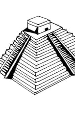 Coloriage Pyramide en Ligne Gratuit à imprimer