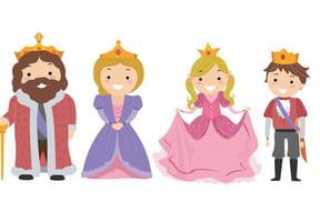 L'Empereur sa femme et le petit Prince