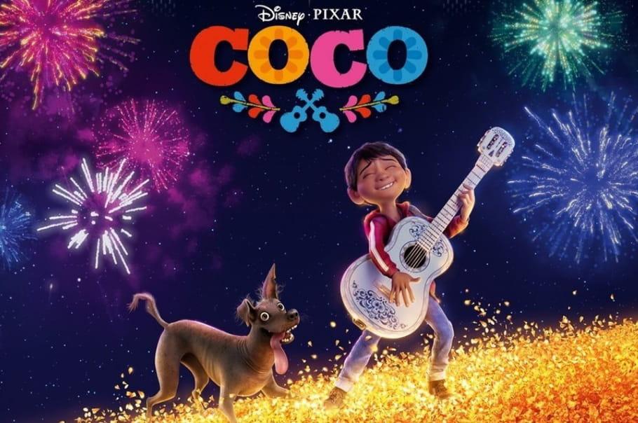 COCO et le spectacle de la Féerie des Eaux