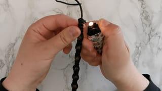 Étape 6: fermez votre bracelet