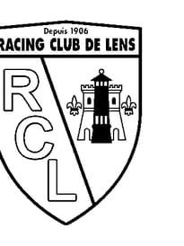 Écusson RC Lens