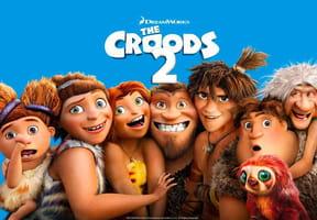Cahier d'activités les Croods2: une nouvelle ère