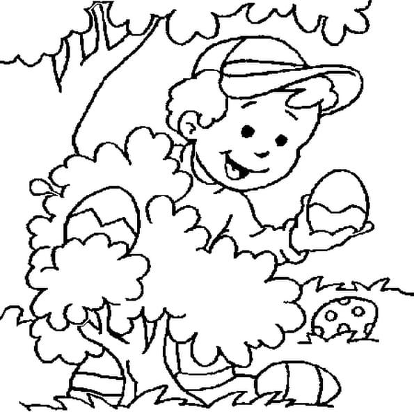 Coloriage oeufs p ques en ligne gratuit imprimer - Coloriage paques en ligne ...