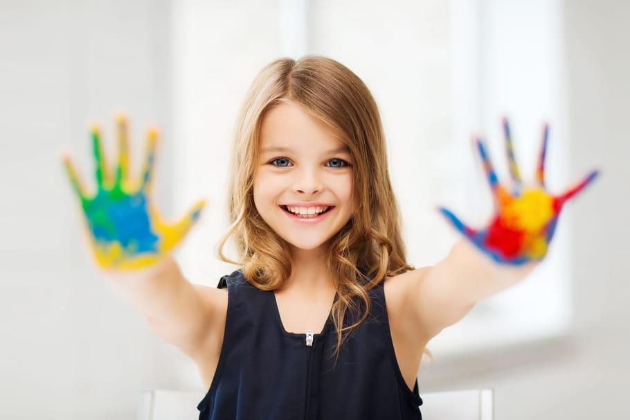 Activité peinture: nos idées de peintures dès la maternelle