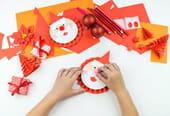 Découpage de Noël: idées creatives pour les enfants