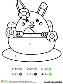 Coloriage Kawaii Facile.Coloriage Kawaii Gratuit A Imprimer Sur Hugolescargot Com