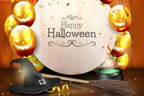 Carte Halloween