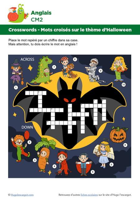 apprendre-l-anglais-avec-des-mots-croises-d-halloween