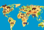Comptine Comptine des six continents