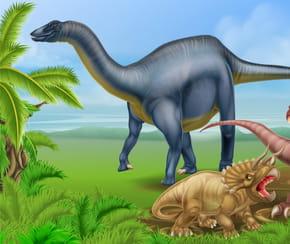 Quels sont les noms des dinosaures?