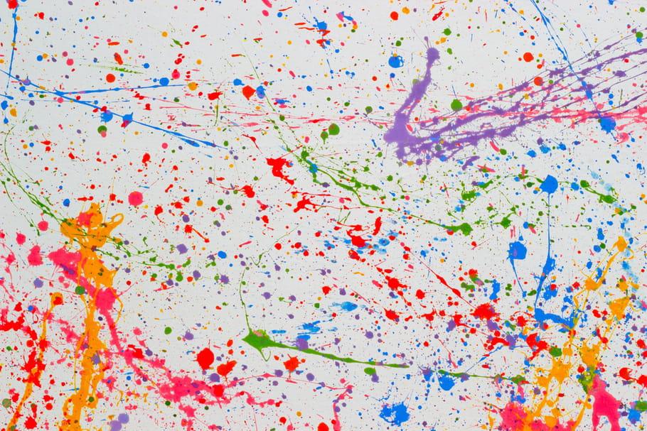 Si Pollock venait peindre chez toi?