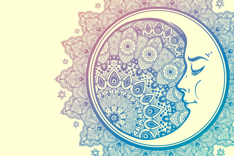 Cette série de coloriages de Mandalas sera parfaite pour tous les enfants qui sont dans la lune Avec le coloriage rien de tel pour revenir sur terre du