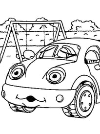 voiture coccinelle