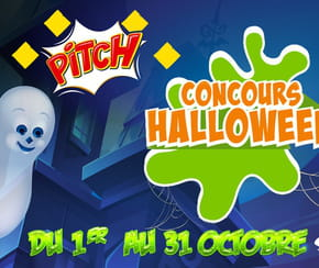 Concours Halloween Pitch