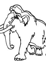 Coloriage Animaux préhistoriques